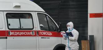 Rusiyada yoluxma sayı 8 milyonu keçdi