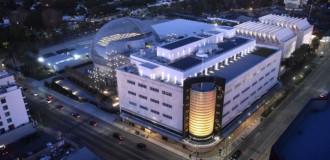 ABŞ-ın ən nəhəng film muzeyinin inşası başa çatıb