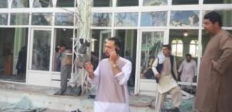 Əfqanıstanda partlayış nəticəsində 33 nəfər ölüb