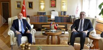 Azərbaycan və Türkiyə arasında yeni sənədlər imzalanıb