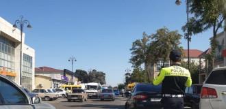 Yol polisi Biləsuvarda reyd keçirib, qaydaları pozan sürücülər cərimələnib