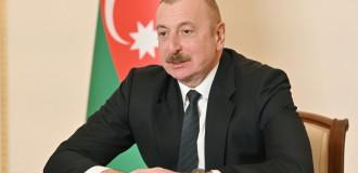 Azərbaycan Prezidenti: Ermənistan özünü normal apararsa, bu prosesdən faydalana bilər