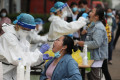 Çində 20 gün aradan sonra ilk daxili yoluxmalar aşkarlanıb