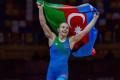 Mariya Stadnik səkkizqat Avropa çempionu olub