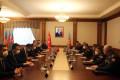 Azərbaycanın müdafiə naziri Türkiyə Müdafiə Sənayesi Komitəsinin sədrini qəbul edib