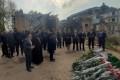 Ermənistanın terror aktları nəticəsində Gəncədə həlak olanların xatirəsi anılıb