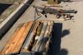 Zəngilanda ermənilərin atıb qaçdığı silah-sursat aşkarlandı