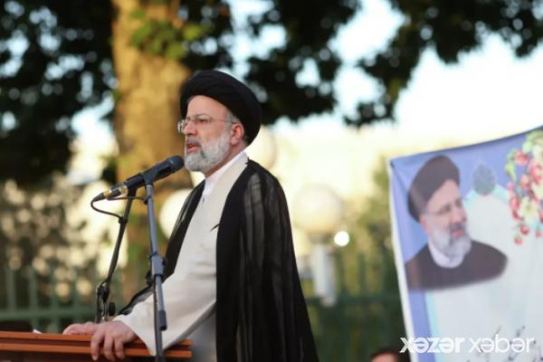 İbrahim Rəisi İranda keçirilən prezident seçkilərində qalib gəlib
