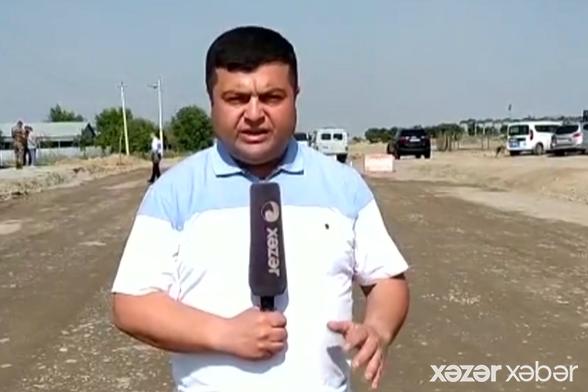 Bir qrup jurnalistin Füzuli rayonuna səfəri başlayıb