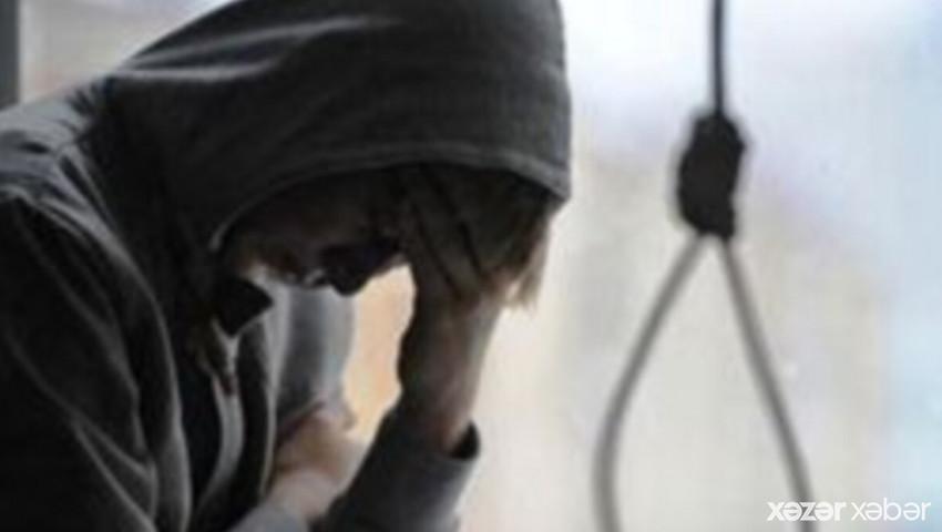 Sumqayıtda 21 yaşlı gənc özünü asdı