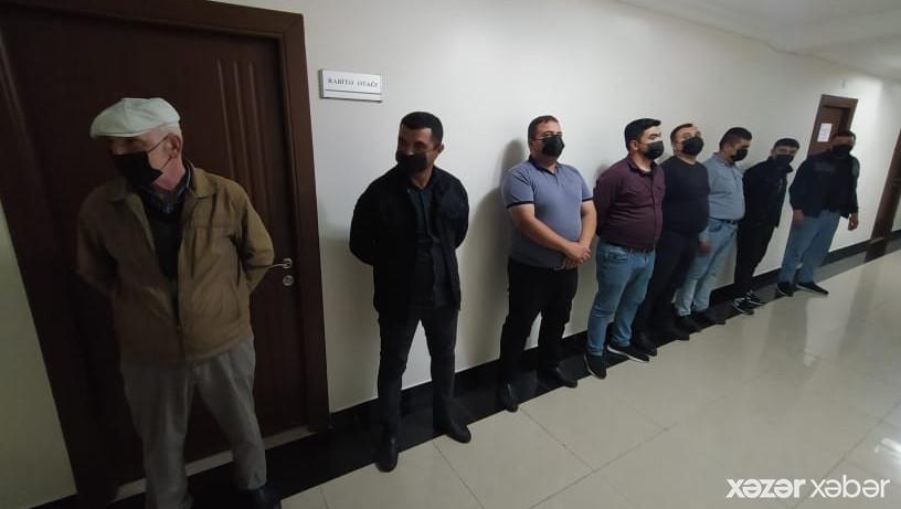 Qusarda karantin qaydalarını pozan restoran aşkarlanıb, 8 nəfər saxlanılıb