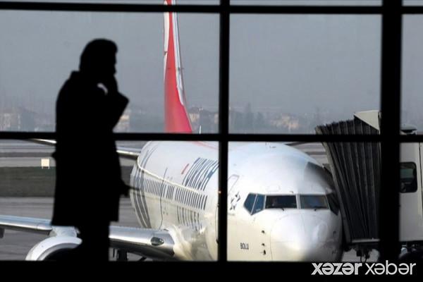 Türkiyə aviasərnişinlərin məcburi test tələbinin müddətini artırdı