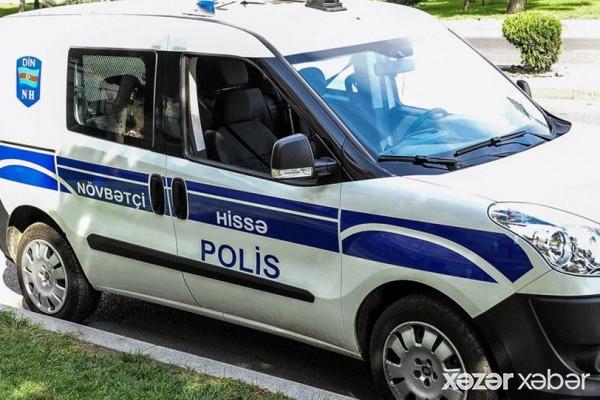 Polis Hökməlidə əməliyyat keçirdi