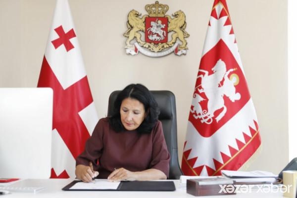 Gürcüstanın yeni Baş naziri təsdiqləndi