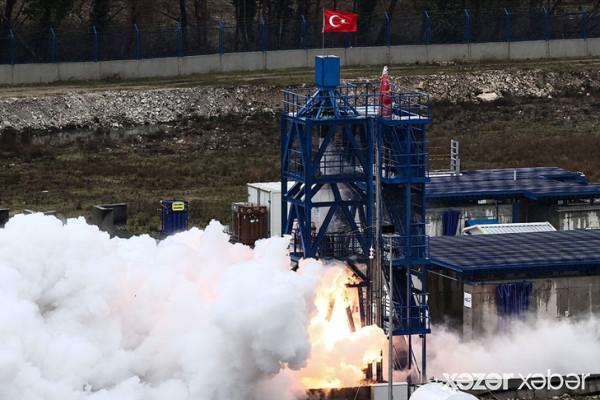 Türkiyə yeni uğura imza atdı