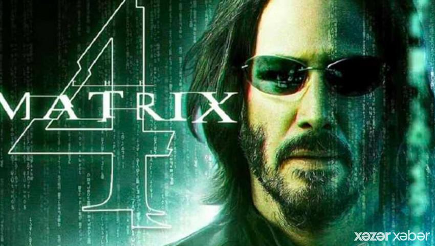 """""""Matrix 4"""" filmi barədə detallar açıqlandı"""