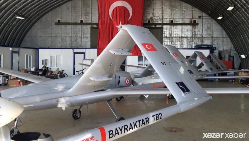 """Mərakeş """"Bayraktar TB2"""" pilotsuz uçuş aparatlarının ilk hissəsini alıb"""