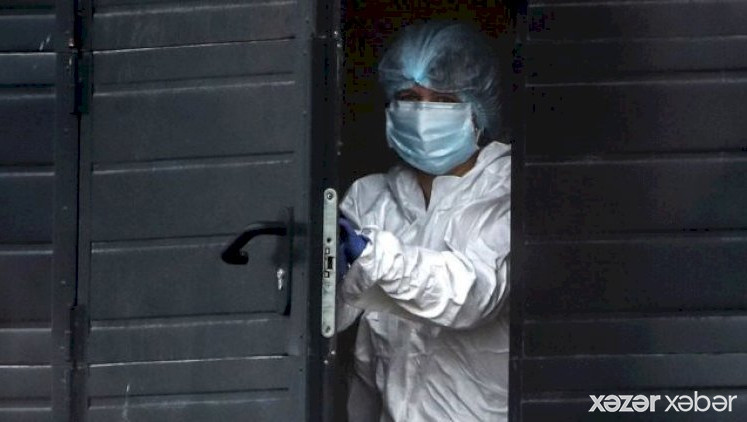 Koronavirus ruslara bəla gəlib: 24 saatda 799 nəfər öldü