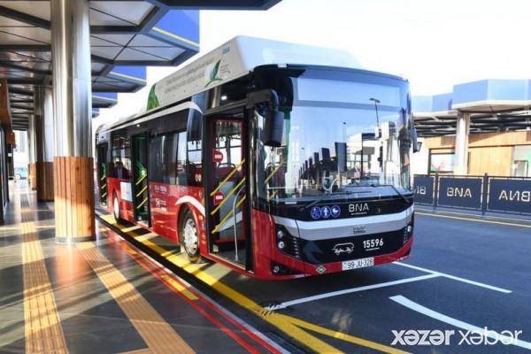 Marşrut xətlərinə əlavə ekspress avtobuslar buraxılacaq