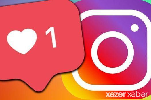 """""""Instagram""""da bəyənmələrlə bağlı yeni funksiyalar"""