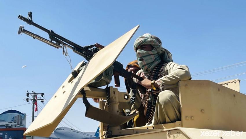 """""""Taliban"""" Əfqanıstanda İŞİD üzvlərini tamamilə məhv edəcəyini açıqladı"""