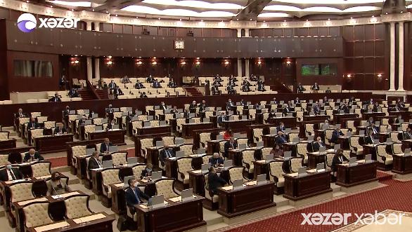 Azərbaycan parlamenti Zəfər Günü ilə bağlı bəyanat qəbul edəcək