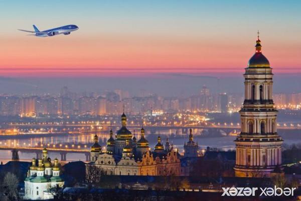 AZAL Bakıdan Kiyevə xüsusi reyslərin icrasına başlayır