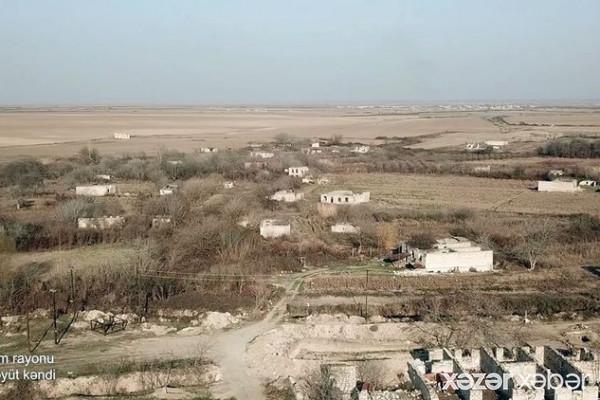 Ağdamın Tərnöyüt kəndi