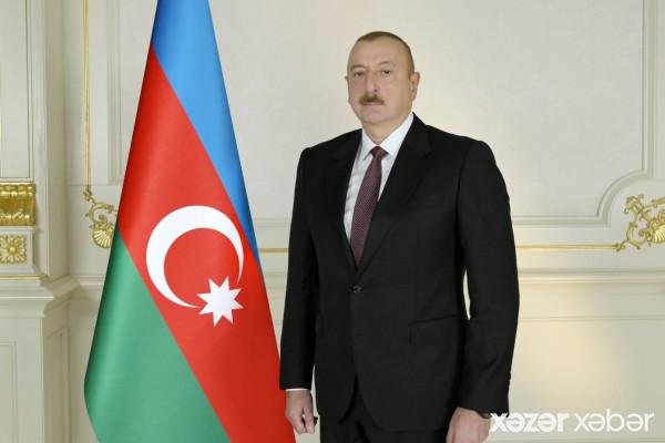 Prezident İlham Əliyev Xocalı faciəsinin ildönümü ilə bağlı paylaşım edib