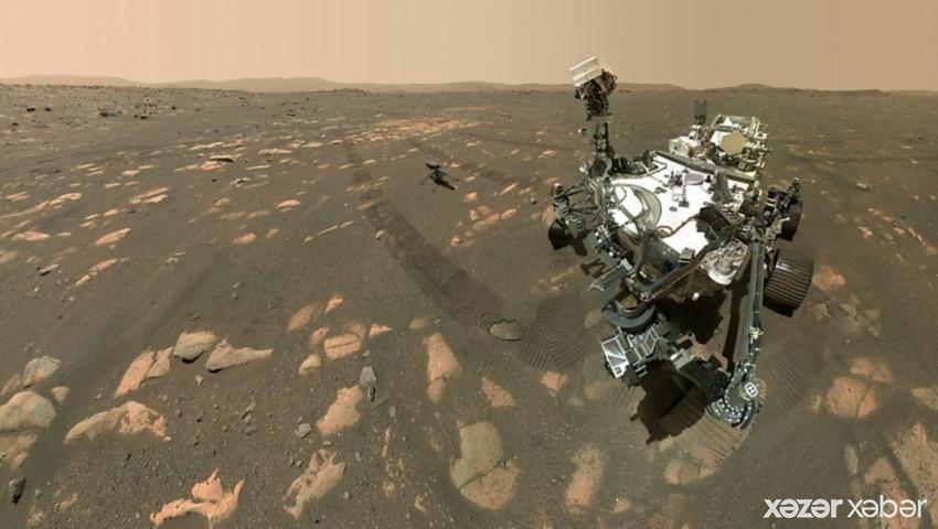 Mars aparatı planetin səthindən süxur nümunələri götürə bilməyib