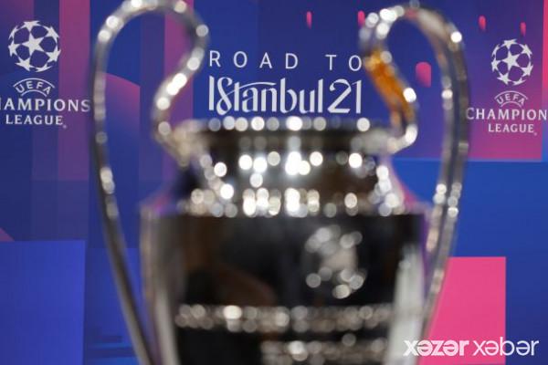 Çempionlar Liqasının finalı İstanbuldan Portuya veriləcək