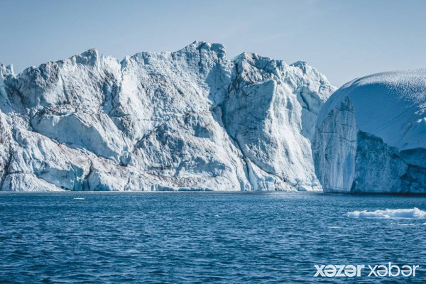Antarktika buzlaqlarının əriməsi dəniz səviyyəsini 4,2 metr qaldıra bilər