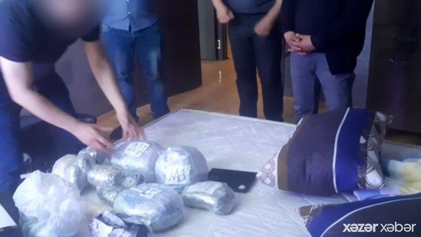 Bu il Azərbaycanda 2 ton 636 kq narkotik dövriyyədən çıxarılıb