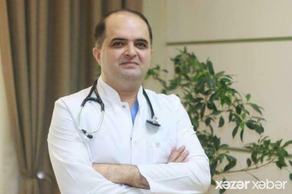 Koronavirusdan bu yolla qurtula bilərik - Rəşad Mahmudov detalları açdı