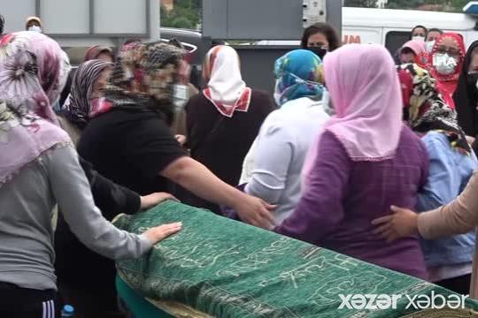 """""""COVİD-19""""un vurduğu ACI ZƏRBƏ: Həkim cütlüyün 8 yaşlı uşaqları öldü"""