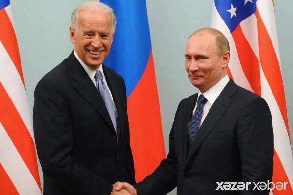 Baydenlə Putin Bakıda görüşə bilər