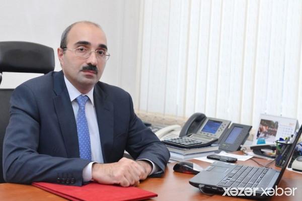 Prezident Əmlak Məsələləri Dövlət Xidmətinə rəis təyin etdi