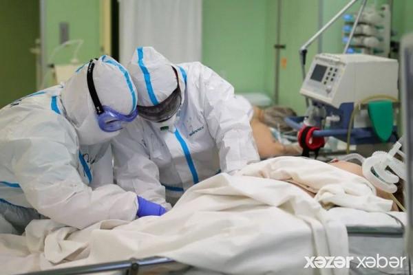 Gürcüstanda koronavirusa 794 yeni yoluxma qeydə alınıb, 22 nəfər ölüb