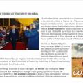"""""""Xarıbülbül"""" beynəlxalq musiqi festivalı Fransa mətbuatında"""
